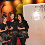 Our makeup artists in the Börlind Beauty Lounge