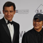 UNESCO supporters and Hollywood stars Clive Owen, Jet Li Pop star Melanie C