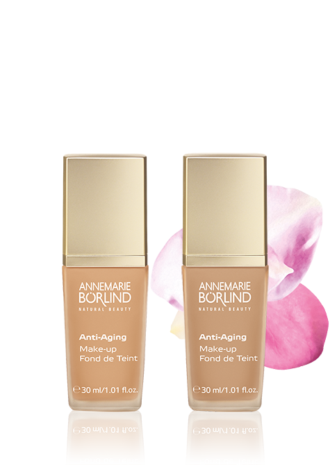 ANNEMARIE BÖRLIND Anti-Aging Make-up honey und bronze