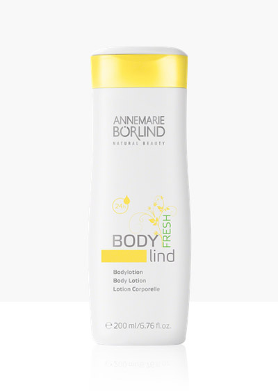 BODY lind FRESH Bodylotion