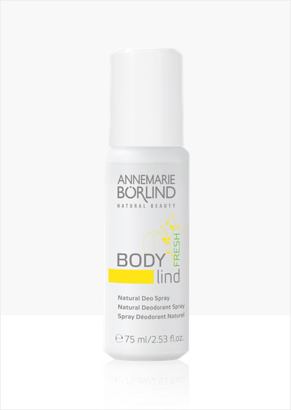 BODY lind FRESH Natural Deo Spray