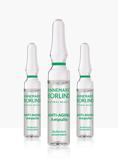 ANNEMARIE BÖRLIND Phyto-Lifting-Ampulle der Anti-Aging-Kur