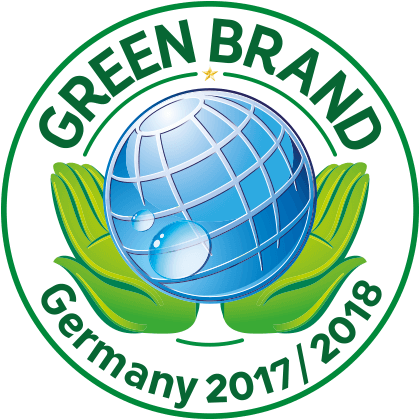 Börlind Green Brand 2017/2018 Gütesiegel
