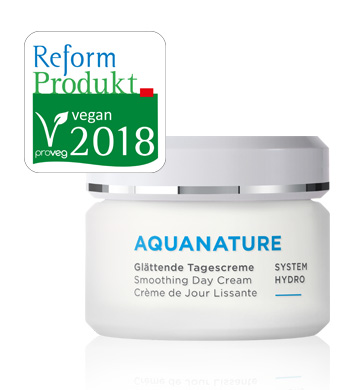ANNEMARIE BÖRLIND AQUANATURE Smoothing Day Cream