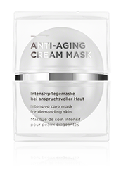 ANNEMARIE BÖRLIND ANTI-AGING CREAM MASK mit Avocadoöl