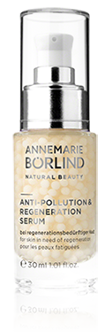 ANNEMARIE BÖRLIND Superfood Algen im ANTI-POLLUTION & REGENERATION SERUM