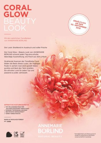 thumbnail of AB_Beauty Look_coral glow_Presseinfo