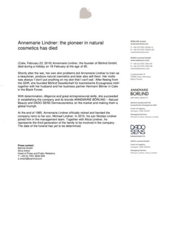 thumbnail of Statement_AB_Death of Annemarie Lindner_200519