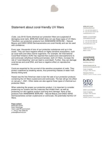 thumbnail of Statement_coral-friendly UV filters