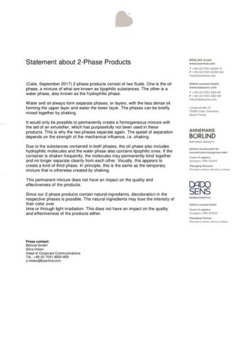 thumbnail of Statement_two-phase products_200519
