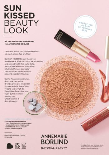 thumbnail of AB_Beauty Look_SUN_KISSED_Presseinfo