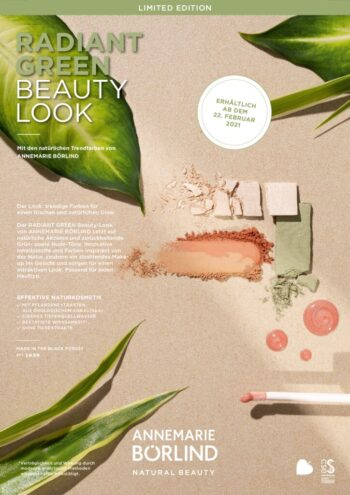 thumbnail of AB_Beauty Look_RADIANT GREEN_Presseinfo