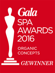 ANNEMARIE BÖRLIND ANTI-AGING REVITALIZER – Gewinner des Gala SPA AWARDS 2016 in der Kategorie »Organic Concepts«