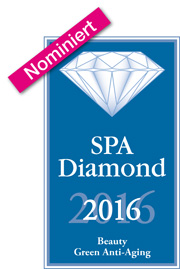 ANNEMARIE BÖRLIND ANTI-AGING REVITALIZER – nominiert für den SPA Diamond Award 2016 in der Kategorie »Green Anti-Aging«