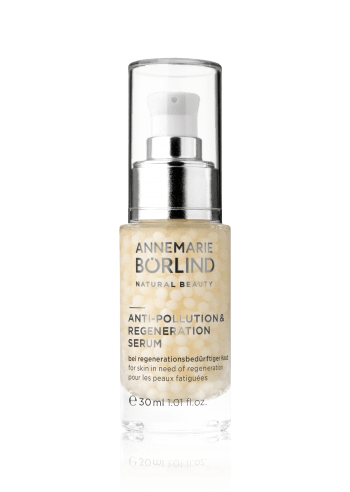 ANNEMARIE BÖRLIND ANTI-POLLUTION & REGENERATION SERUM