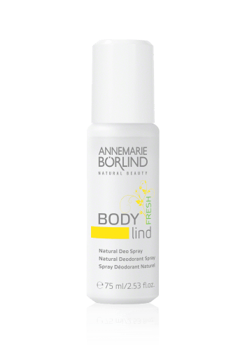 ANNEMARIE BÖRLIND BODY lind FRESH Spray Déodorant Naturel
