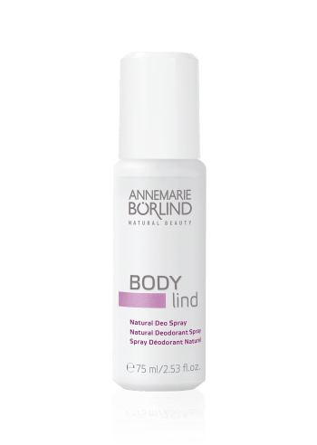 ANNEMARIE BÖRLIND BODY lind Spray Déodorant Naturel