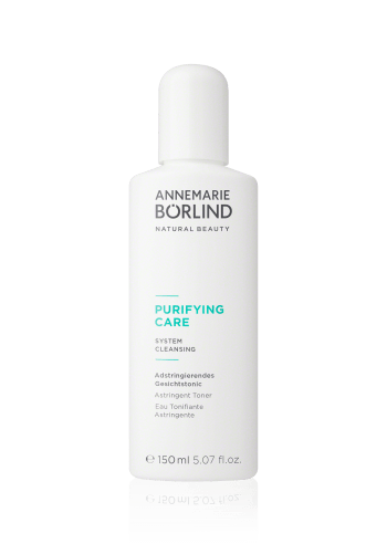ANNEMARIE BÖRLIND PURIFYING CARE Eau Tonifiante Astringente