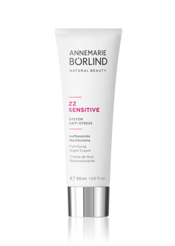 ANNEMARIE BÖRLIND ZZ SENSITIVE Crème de Nuit Restructurante