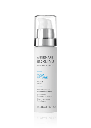 ANNEMARIE BÖRLIND AQUANATURE Revitaliserend hydraterend serum