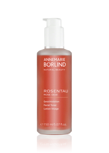 ANNEMARIE BÖRLIND ROSE DEW Facial Toner