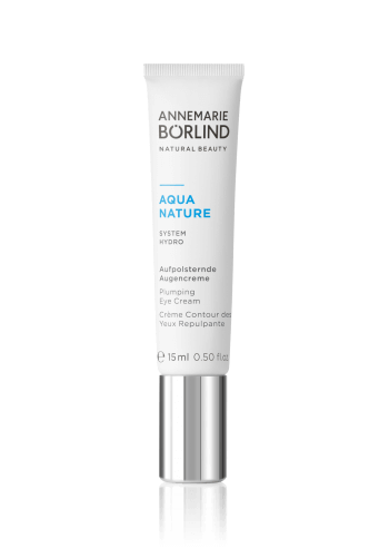 ANNEMARIE BÖRLIND AQUANATURE Plumping Eye Cream