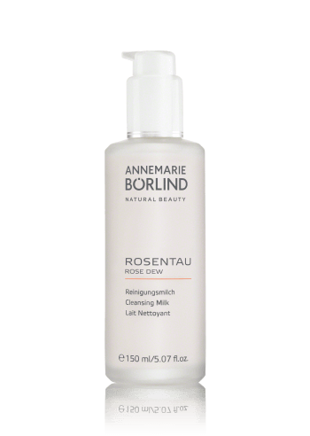ANNEMARIE BÖRLIND ROSE DEW Cleansing Milk