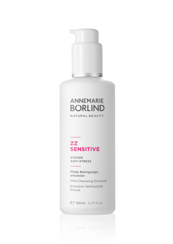 ANNEMARIE BÖRLIND ZZ SENSITIVE Emulsion Nettoyante Douce