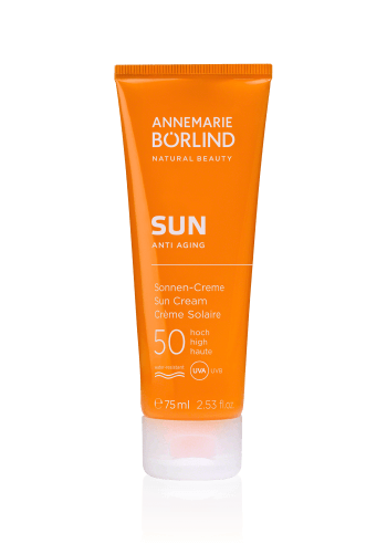 ANNEMARIE BÖRLIND SUN ANTI AGING Sun Cream SPF 50