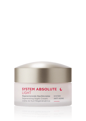 SYSTEM ABSOLUTE Regenerating Night Cream light