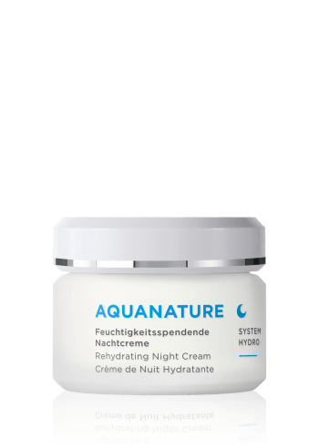 ANNEMARIE BÖRLIND AQUANATURE Rehydrating Night Cream