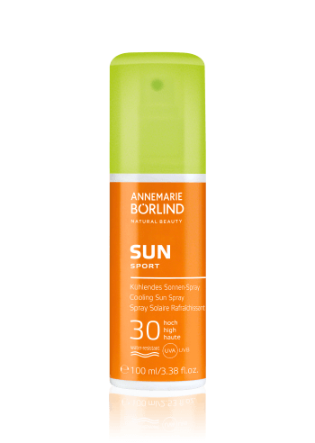 ANNEMARIE BÖRLIND SUN SPORT Cooling Sun Spray SPF 30