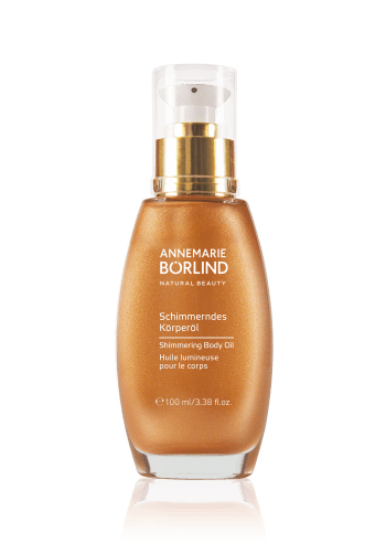 ANNEMARIE BÖRLIND Shimmering Body Oil