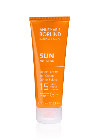 ANNEMARIE BÖRLIND SUN ANTI AGING Sun Cream SPF 15