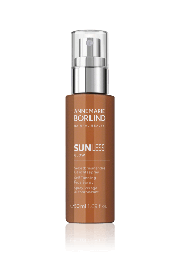 ANNEMARIE BÖRLIND SUNLESS Glow Self-Tanning Face Spray