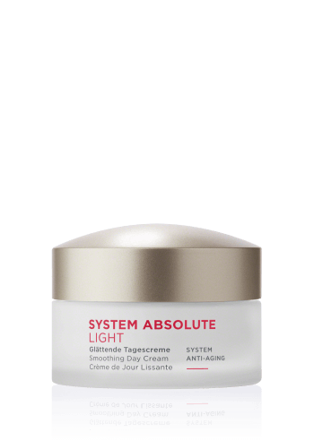 ANNEMARIE BÖRLIND SYSTEM ABSOLUTE Smoothing Day Cream light