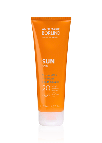 ANNEMARIE BÖRLIND SUN CARE Sun Fluid SPF 20