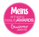 MEINS anti aging beauty Awards Gewinner 2014/15