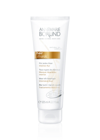 ANNEMARIE BÖRLIND SEIDE NATURAL HAIR CARE Masque réparateur intense