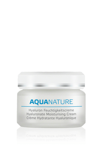 ANNEMARIE BÖRLIND AQUANATURE Crème Hydratante Hyaluronique