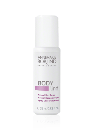 BODY lind Natural Deo Spray