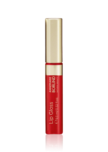 ANNEMARIE BÖRLIND Lip Gloss red