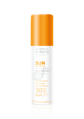 ANNEMARIE BÖRLIND SUN ANTI AGING DNA-Protect Sonnen-Creme LSF 30