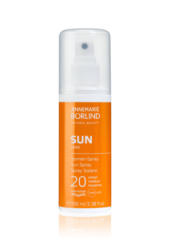 ANNEMARIE BÖRLIND SUN CARE Sun Spray SPF 20