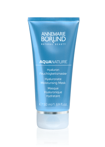 ANNEMARIE BÖRLIND AQUANATURE Masque Hyaluronique Hydratant