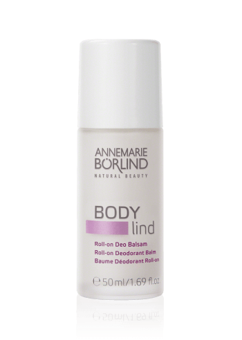 ANNEMARIE BÖRLIND BODY lind Roll-on Deo Balsem